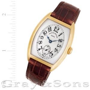 Franck Muller Chronometer 7502s6 18k 29mm Manual watch