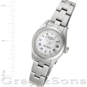 Rolex Datejust 69160 stainless steel 26mm auto watch