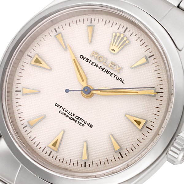 Rolex Oyster Perpetual 6284 stainless steel 34mm auto watch