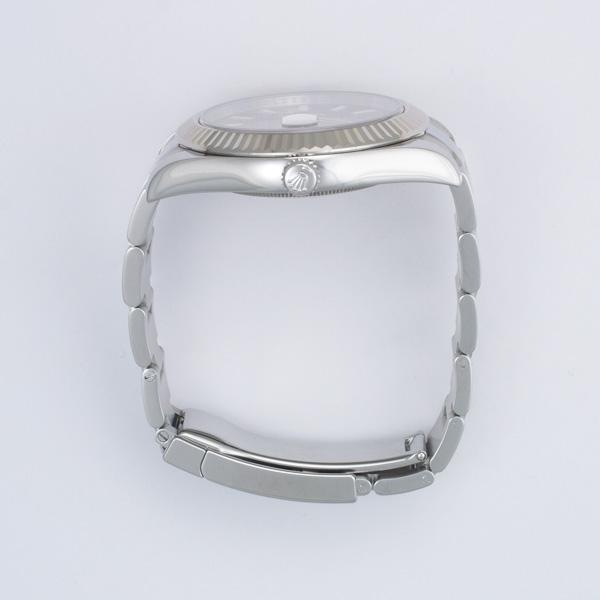 Rolex Datejust II 116334 stainless steel 41mm auto watch