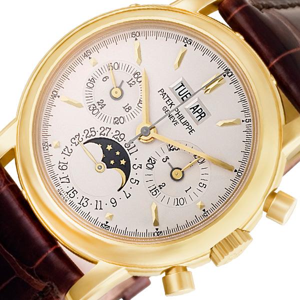 Patek Philippe Perpetual Calendar 3970J 18k 36mm Manual watch