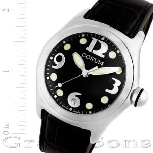 Corum Bubble 163.150.20 stainless steel 44mm Quartz watch