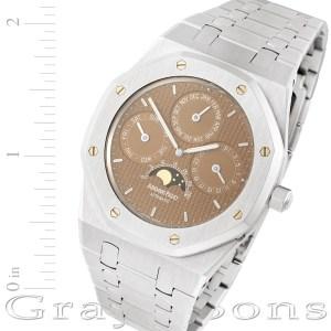 Audemars Piguet Royal Oak d-42078 stainless steel 39mm auto watch