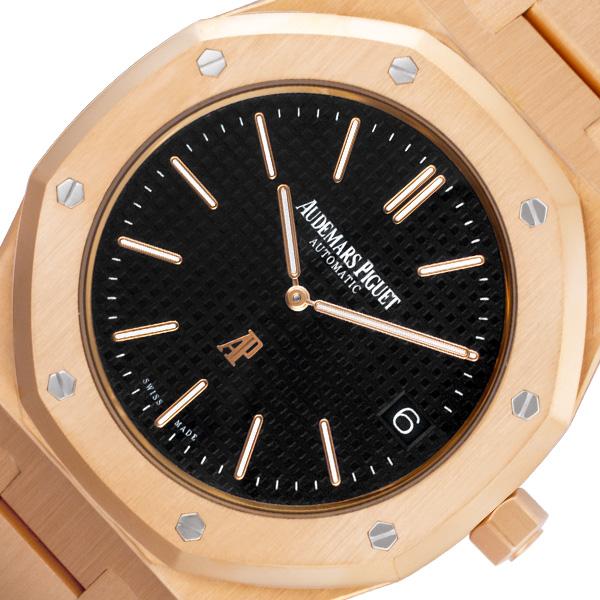 Audemars Piguet Royal Oak 15202OR.OO.1240OR.01 18k rose gold 39mm auto watch
