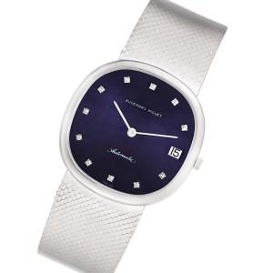 Audemars Piguet Classic 18k white gold 32mm auto watch