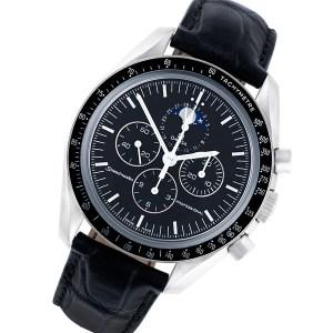 Omega Speedmaster 3876.50.31 stainless steel 42mm auto watch