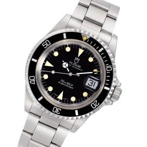 Tudor Submariner 79090 stainless steel 40mm auto watch