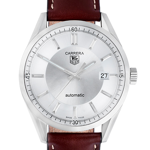 Tag Heuer Automatic LS5651 stainless steel 39mm auto watch