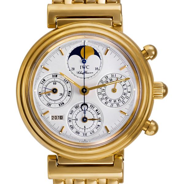 IWC Da Vinci 18k 38mm auto watch