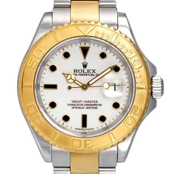 Rolex Yacht-Master 16623 18k & steel 40mm auto watch