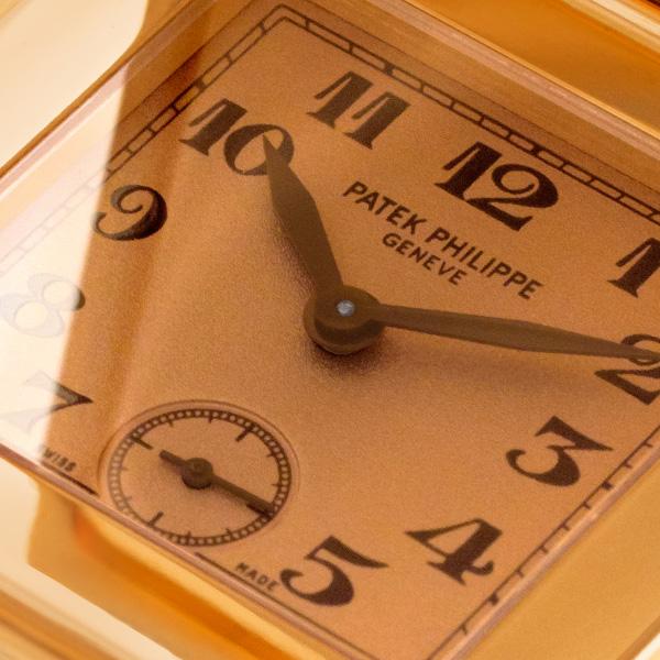 Patek Philippe Gondolo 5099 18k pink & white gold 28mm Manual watch
