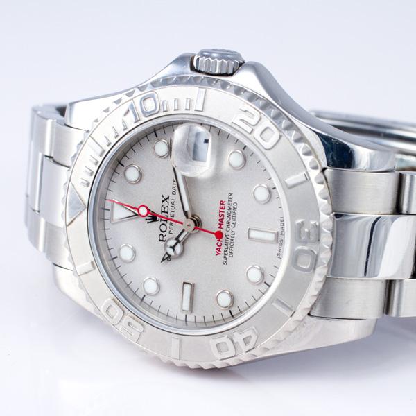 Rolex Yacht-Master 168622 stainless steel 34mm auto watch