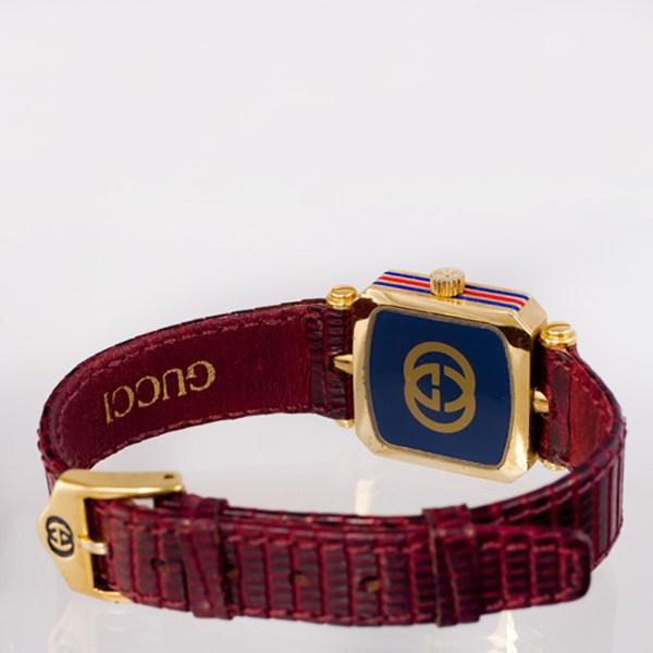 Gucci Classic gold plate 19.5mm Quartz watch