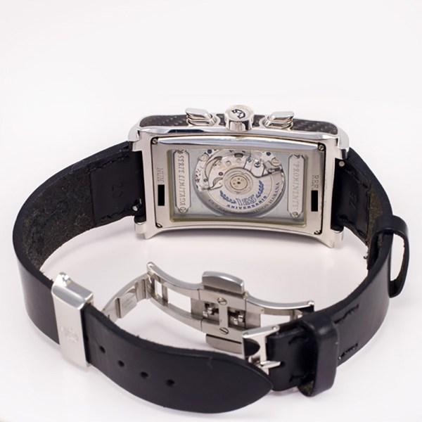 Cuervo Y Sobrinos Prominente A1014 stainless steel 32mm auto watch