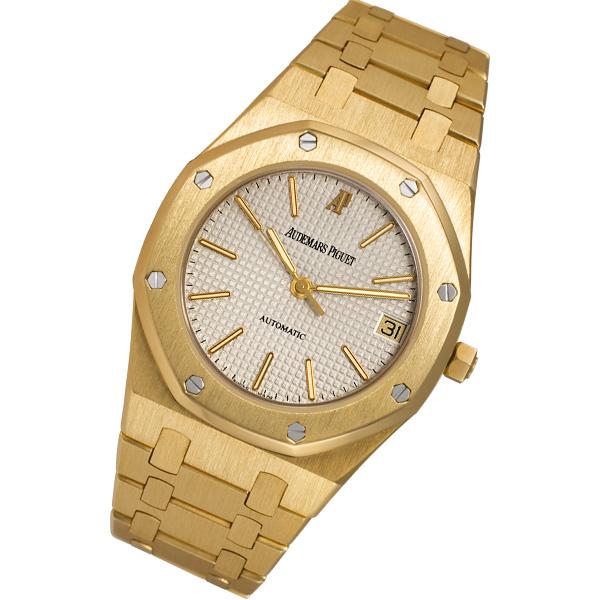 Audemars Piguet Royal Oak 18k 36mm auto watch