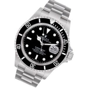 Rolex Submariner 16610 T stainless steel 40mm auto watch