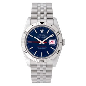 Rolex Datejust 116264 stainless steel 36mm auto watch