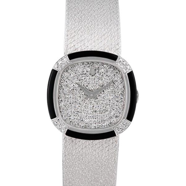 Corum Classic 176851 18k white gold 25mm Quartz watch