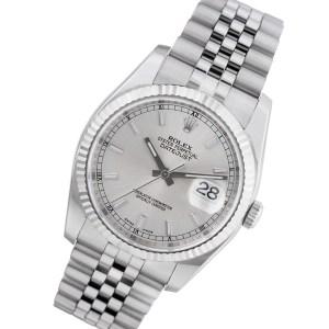 Rolex Datejust 116234 stainless steel 36mm auto watch