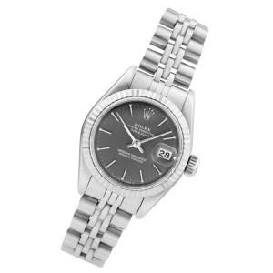 Rolex Datejust 69174 stainless steel 26mm auto watch
