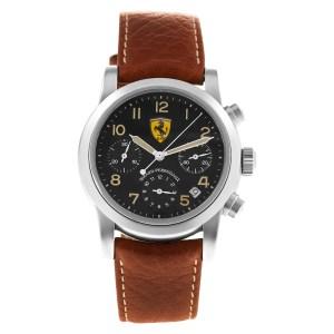 Girard Perregaux Ferrari 8020 titanium 36mm auto watch