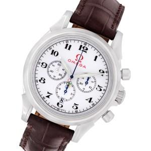 Omega De Ville 4846.20.32 stainless steel 41mm auto watch