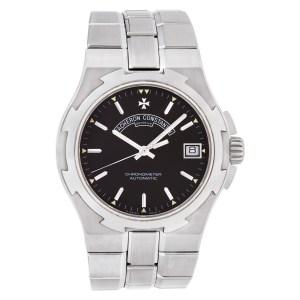 Vacheron Constantin Overseas 42040 stainless steel 37mm auto watch