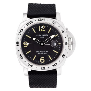 Panerai GMT-Master PAM 023 A stainless steel 43mm auto watch