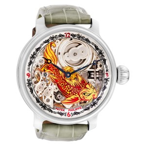 Patek Philippe stainless steel 51mm Manual watch