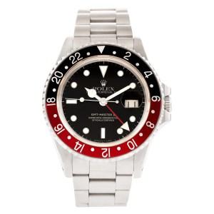 Rolex GMT-Master II 16710T stainless steel 40mm auto watch
