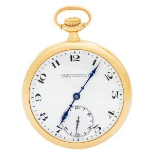 Patek Philippe pocket watch 18k mm Manual watch
