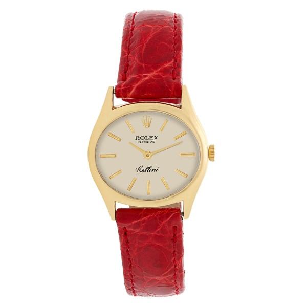 Rolex Cellini 3802 18k 26.5mm Manual watch