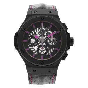 Hublot Big Bang Aero 310.C1.1110.HR.COL12 titanium & ceramic 45mm auto watch