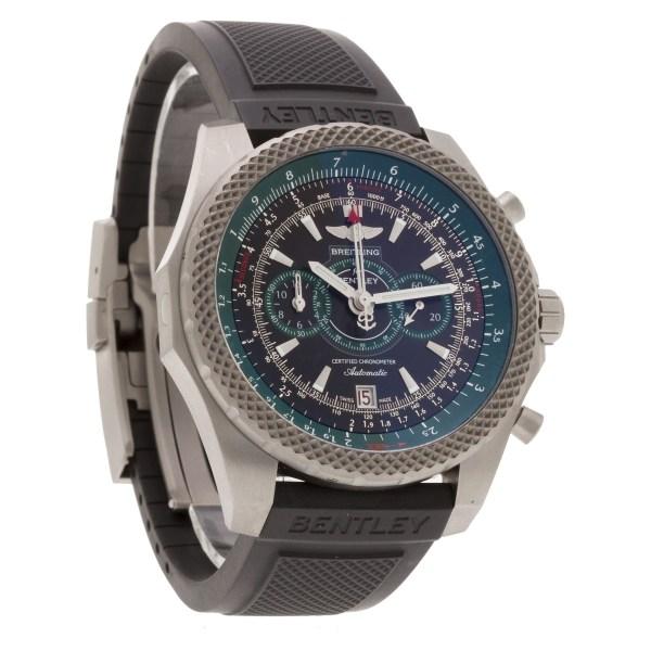 Breitling Bentley E27365 titanium 49mm auto watch