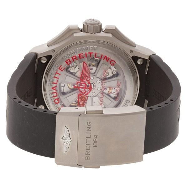 Breitling Bentley GMT EB043210/BD23-222S titanium 49mm auto watch