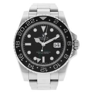 Rolex GMT-Master 116710ln stainless steel 40mm auto watch