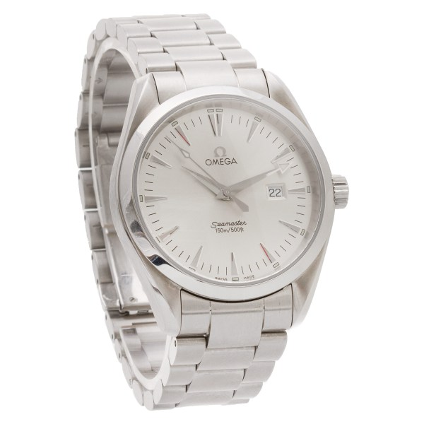 Omega Seamaster 25173000 stainless steel 39mm Quartz watch