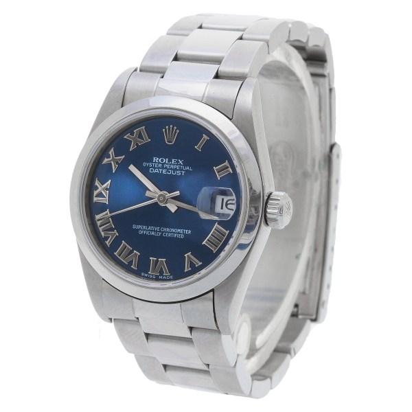 Rolex Datejust 78240 stainless steel 30mm auto watch