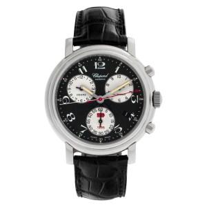 "Chopard Mille Miglia ""385529"" 8271 Stainless Steel Black dial 39mm Quartz watch"