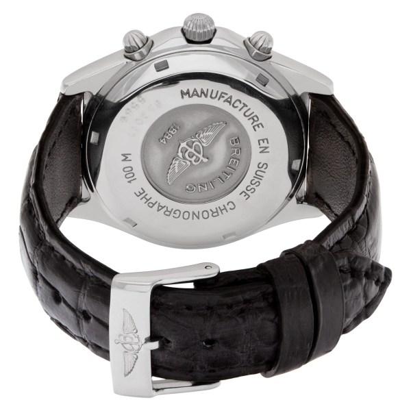 Breitling B53011 stainless steel 36mm Quartz watch