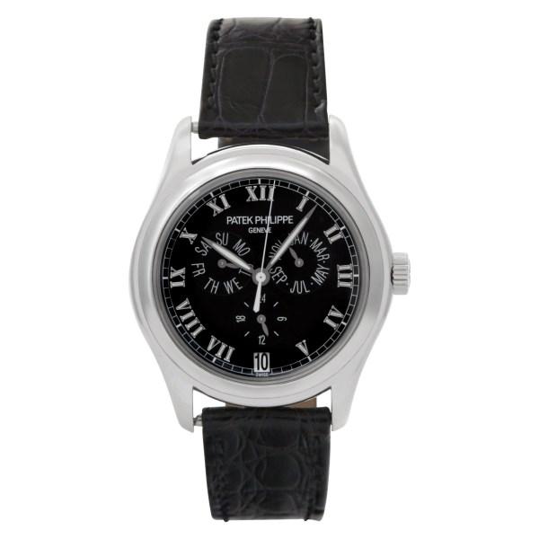 Patek Philippe Annual Calendar 5035P-001 Platinum 37mm Automatic watch