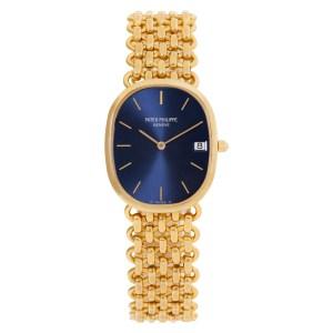 Patek Philippe Ellipse 3788 18k 27mm Quartz watch