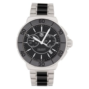 Tag Heuer Formula 1 CAH1210.BA0862 stainless steel 41mm Quartz watch