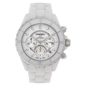 Chanel J12 H2009 ceramic 41mm auto watch