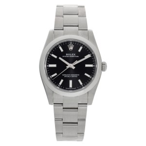 Rolex Oyster Perpetual 124200 stainless steel 33mm auto watch