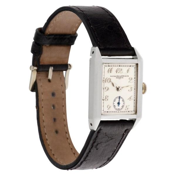 Patek Philippe Classic 18k white gold 25.5mm Manual watch