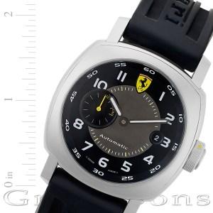 Panerai Ferrari FER0002 stainless steel 45mm auto watch