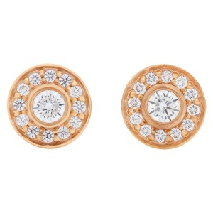Tiffany Solste 18k Rose Gold With Diamonds