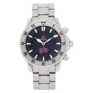 Omega Seamaster 25955000 stainless steel 42mm auto watch