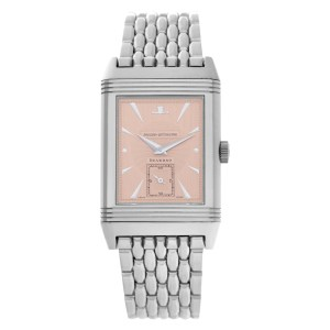 Jaeger LeCoultre Reverso 270.3.62 18k white gold 26mm Manual watch